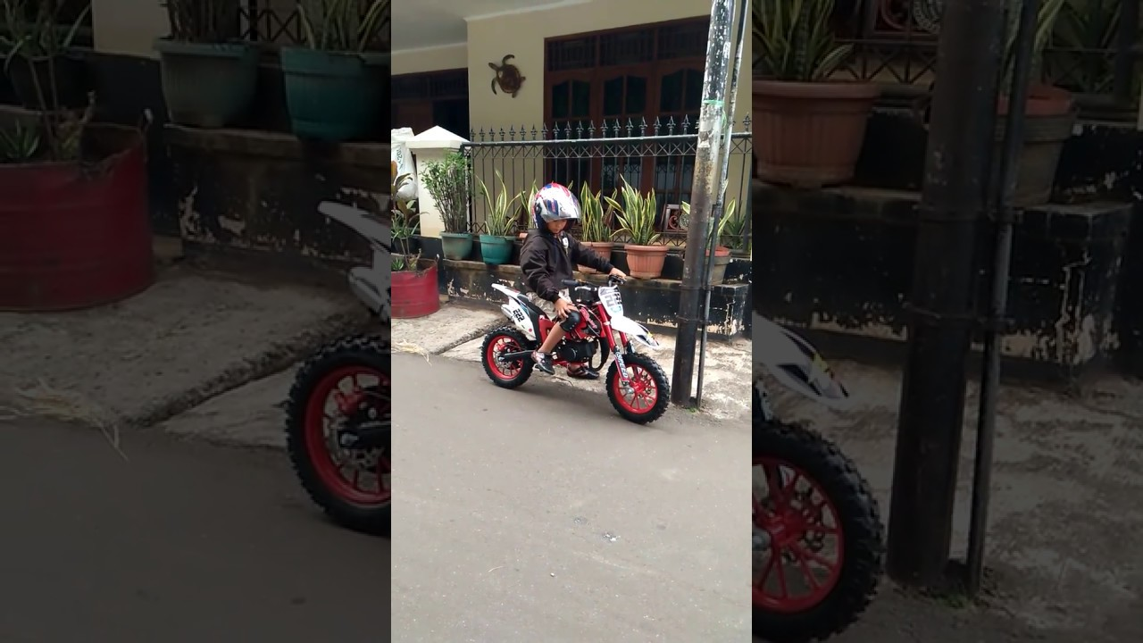 TEST MINI MOTOR TRAIL #2
