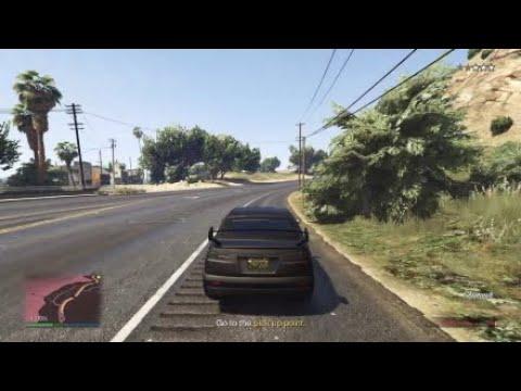 GTA5 - My First Heist (Fleeca)