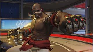 Overwatch: 4 Minutes of Doomfist Gameplay
