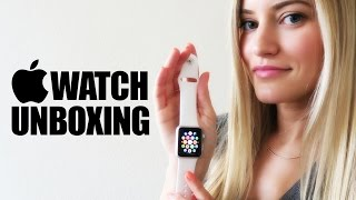Apple Watch Series 1 Unboxing