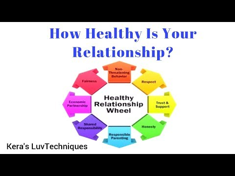 How To Tell Your Relationship Is Healthy: Relationship Advice