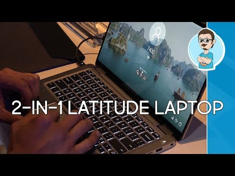 Dell Latitude 7400 2-in-1 Laptop | CES 2019 | Informative Overview!