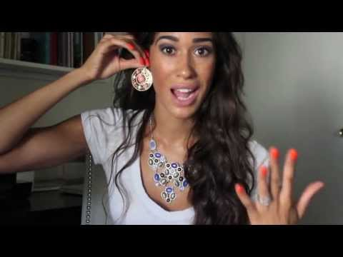 How to Select the BEST Earrings for Your Face Shape (REQUESTED) | Jalisa's Fashion Files