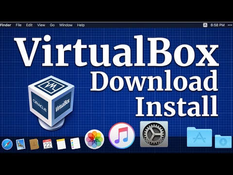 How to Download and Install VirtualBox in macOS