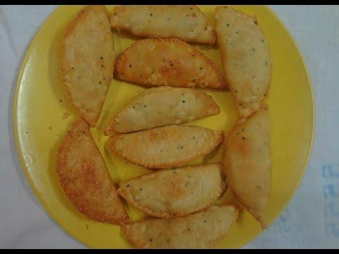 Gujiya banane ki recipe |Gujiya recipe without mawa |gujiya recipe with suji & coconut