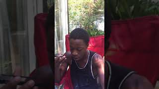 15 year old boy raps to ex| Deep... @theofficiallilgoat