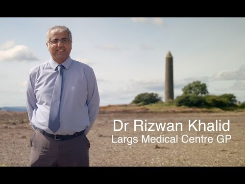 Life and work as a GP in Scotland; hear from Dr Rizwan Khalid