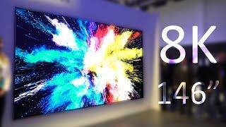 الجيل الجديد من تلفزيونات سامسونج بتقنية MicroLED | معرض CES 2018