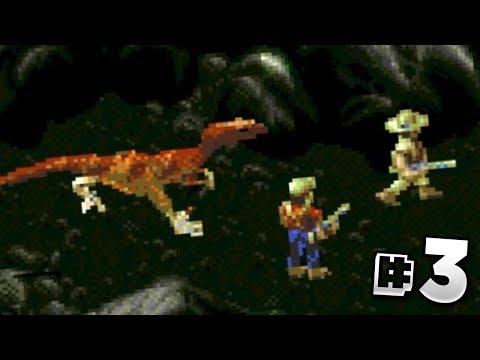 Raptors In The Caves! - The Lost World Sega Genesis | Jurassic Month
