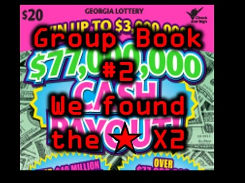 $77,000,000 Cash Payout Group #2