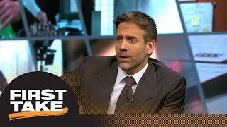 Max goes off on Dan Gilbert for saying Cavs can win title without LeBron James | First Take | ESPN