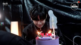 [BANGTAN BOMB] Surprise Birthday Party for V - BTS (방탄소년단)