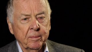 T. Boone Pickens' 5-year plan for energy prices