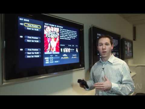 Sony Explains VUDU For PS3