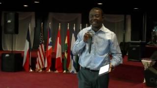 Emmanuel Gentle Preaching At Excellent Chapel