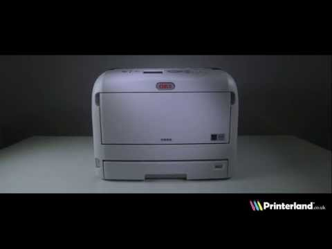 OKI C822n A3 Colour LED Laser Printer Review