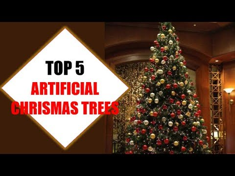 Top 5 Best Artificial Christmas Trees 2018 | Best Artificial Christmas Tree Review By Jumpy Express