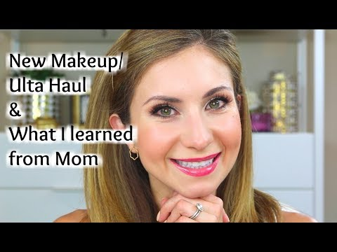 GRWM | Ulta Haul | Lessons I Learned from Mom | Happy Mothers Day