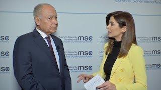 أحمد أبو الغيط: مصر تستضيف القمة العربية الأوروبية نهاية الشهر الجاري