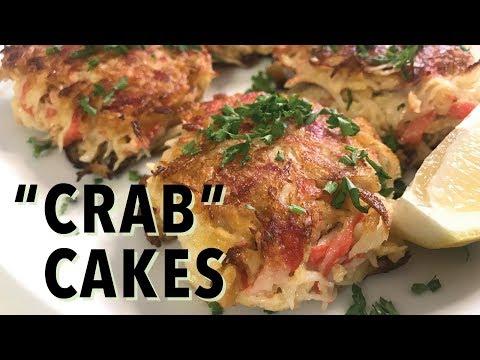 Easy Imitation Crab Cakes - Gregcipes
