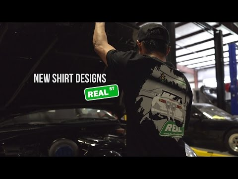 New T-shirt Designs - Real Street Performance