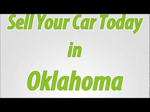 Sell A Car in Oklahoma