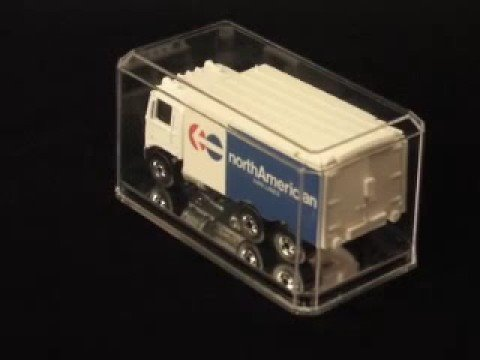 Display Case for Die-Cast Cars, CollectingWarehouse.com
