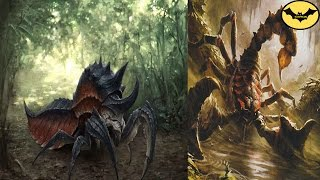 Download 5 giant prehistoric bugs that totally would ruin your holiday Video