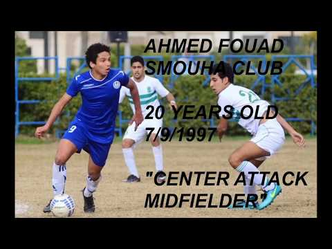 AHMED FOUAD 1997 - (MOVES / PASSES / SKILLS)