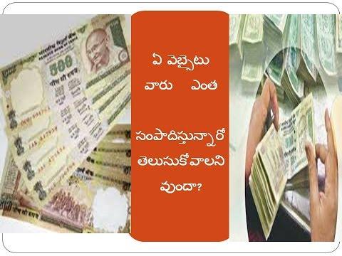 How To Find Estimated Earnings Of Website Tutorial 2015 [Telugu Tips&Tricks]