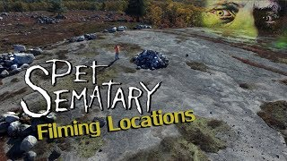 Download Pet Sematary Filming Locations - Then and Now Video
