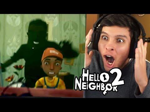 HELLO NEIGHBOR 2 !! MÁS SECRETOS Y NUEVOS NIÑOS 😱😱 - HELLO NEIGHBOR SECRET