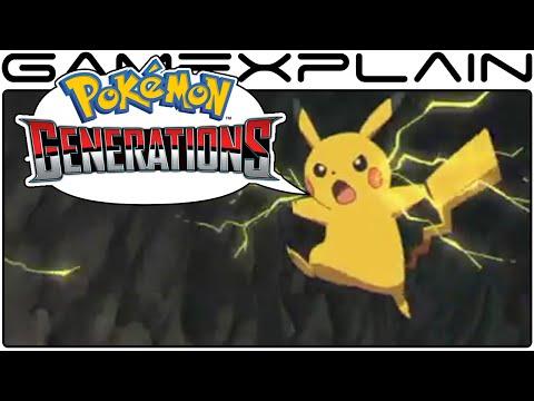 Pokémon Generations Discussion w/ Serebii's Joe Merrick - Episode 1 & 2