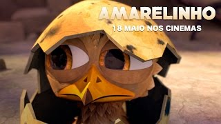 """""""Amarelinho"""" - Trailer Oficial Dobrado (Portugal)"""