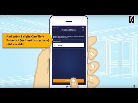 How to Use DirectRemit 2 Mobile | Emirates NBD طريقة استخدام DirectRemit 2 Mobile