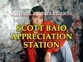 Internet Comment Etiquette SCOTT BAIO APPRECIATION STATION
