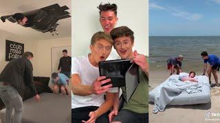 Try Not to Laugh Watching Cheeky Boyos Tik Tok Videos - Funniest Cheeky Boyos TikTok 2020