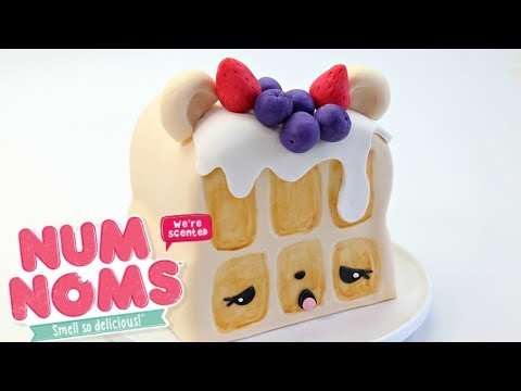 NUM NOMS Willy Waffle Cake for KIDS