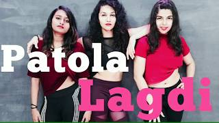 PATOLA LAGDI | Jyotica Tangri | Bollywood Hip - Hop | Quick Class Routine