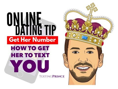 Online Dating to Phone Number | How to Get Her Number Online