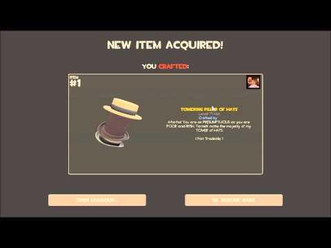 bad hat craft