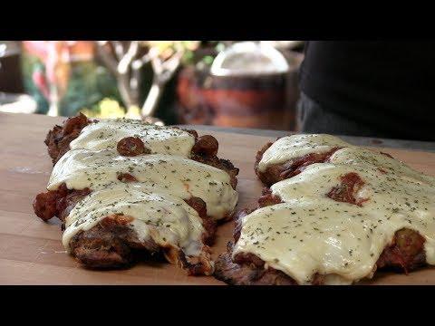 Matambre a la Pizza Recipe! ( Pizza-Style Steak ) Argentine Dish