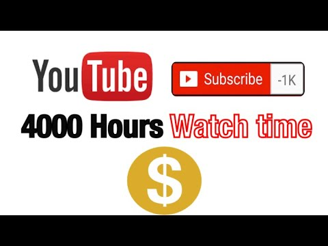 Youtube new Partner program explained 2018 . 4000 Hours watch time ?