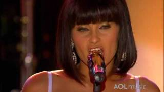Say It Right (AOL Music Live) by Nelly Furtado   Interscope