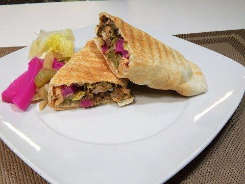 Chicken Shawarma wrap- چکن شوارمہ
