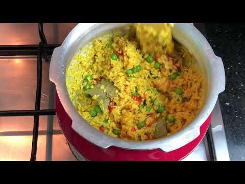 Weight gain recipe for Lunch/ Dinner: Egg Khichdi recipe / Egg Dal rice recipe in English