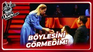 Hadise'ye Sürpriz Evlenme Teklifi | O Ses Türkiye 4. Bölüm