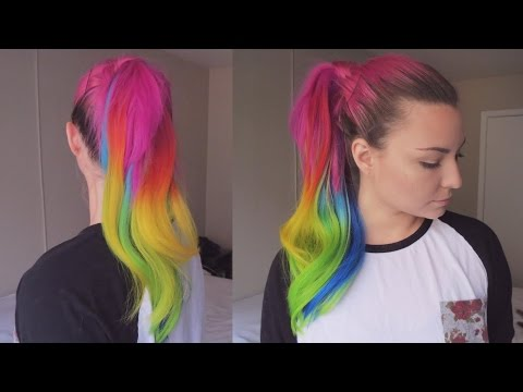 How to Put Hair Extensions in a Ponytail | Clip-In Extensions Tutorial