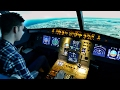 Private Pilot Tries To Fly The Airbus A320   Take Off, Stall and Landing