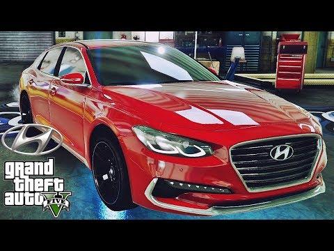 Hyundai Azera 2018 tuning !!!